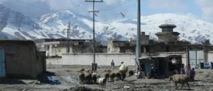 afghanischer Winter