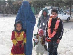 Mia's Ankunft in Kabul
