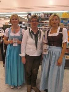 Mitarbeiterinnen Parfümerie Douglas