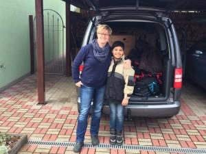 Erfan und Kathrin Quensel von Amyal